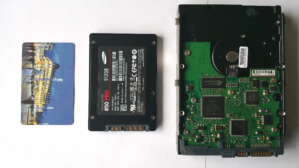 Disque Dur SSD / La Formule 1 du Disque Dur du Futur ;-) Compare_DDB